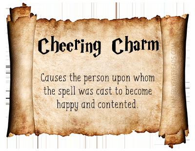 Cheering-Charm