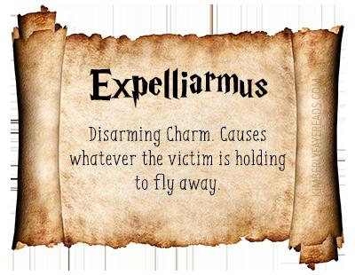 Expelliarmus