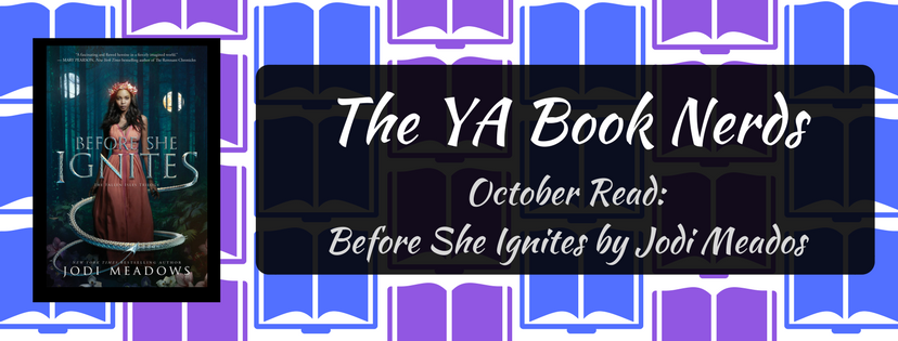 The YA Book Nerds (2)