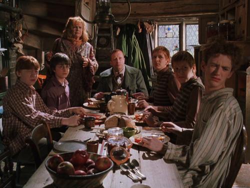 weasley breakfast