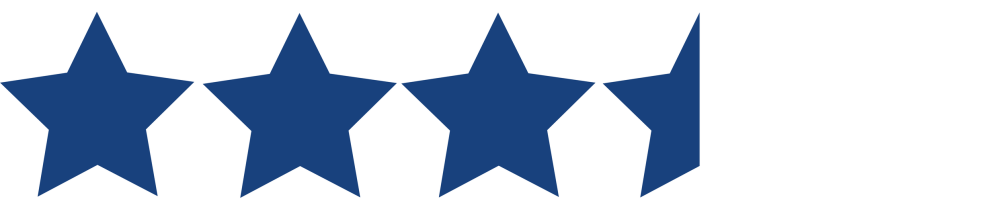 3 and a half star