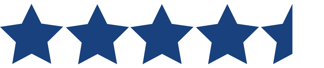 4 and a half star