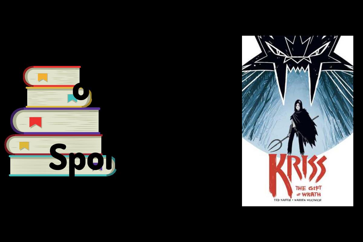 Graphic Novel Dusk Angel Reads